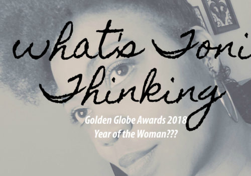 Golden Globe Awards: The year of the woman!
