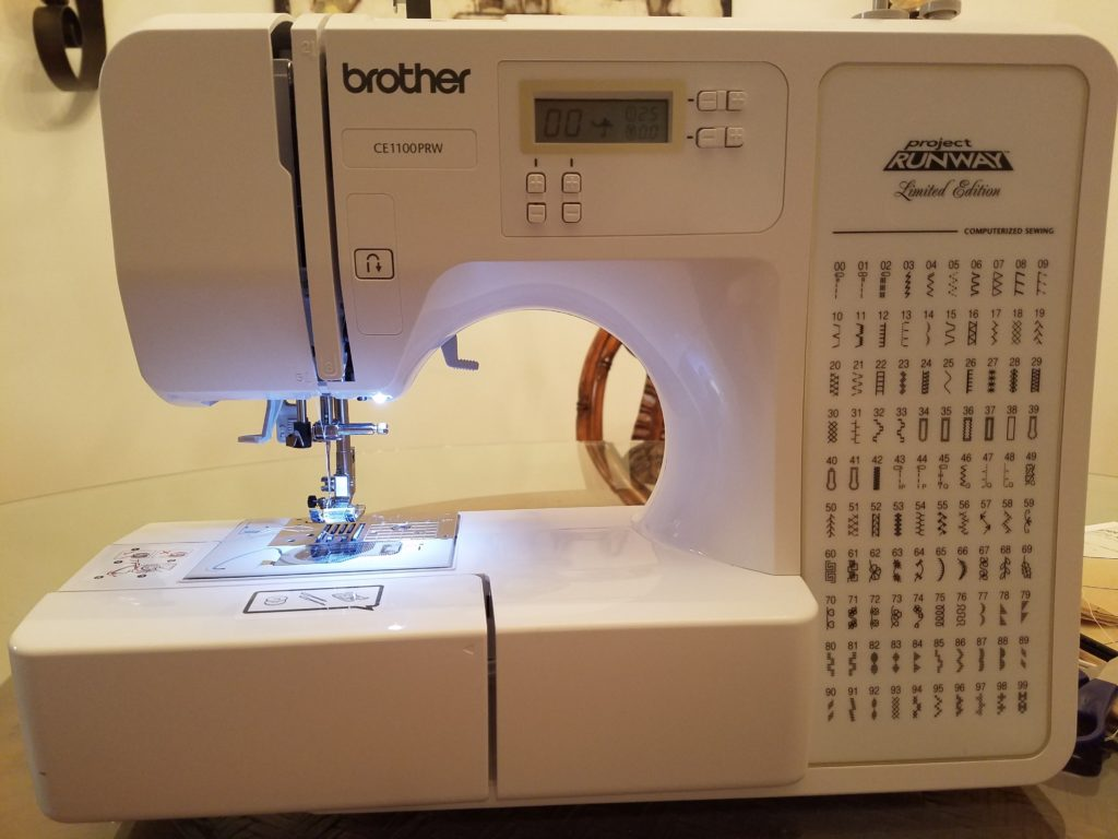 It's never to late to learn: Teaching myself to Sew