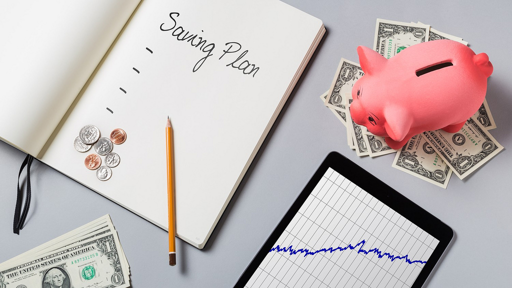 Money Series: How to Stick to Your Budget, Save,  and Pay off Debt