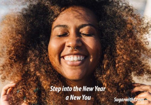 New Year Resolutions: How to stick to your New Year's Resolutions and Step into the New Year a New You.